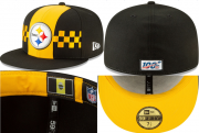 Wholesale Cheap Pittsburgh Steelers fitted hats 05