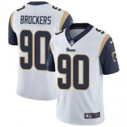 Wholesale Cheap Nike Rams #90 Michael Brockers White Youth Stitched NFL Vapor Untouchable Limited Jersey