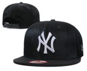 Wholesale Cheap New York Yankees Snapback Ajustable Cap Hat GS 13