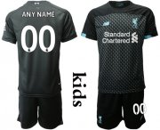 Wholesale Cheap Liverpool Personalized Third Kid Soccer Club Jersey