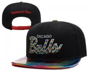 Wholesale Cheap NBA Chicago Bulls Snapback Ajustable Cap Hat YD 03-13_20