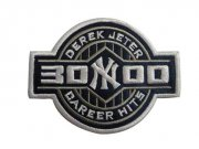 Wholesale Cheap Stitched New York Yankees Derek Jeter 3000 Hits Jersey Patch