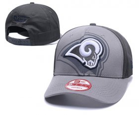 Wholesale Cheap NFL Los Angeles Rams Stitched Snapback Hats 044
