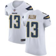 Wholesale Cheap Nike Chargers #13 Keenan Allen White Men's Stitched NFL Vapor Untouchable Elite Jersey