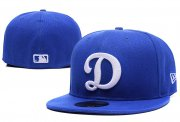 Wholesale Cheap Los Angeles Dodgers fitted hats 02