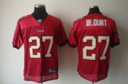 Wholesale Cheap Buccaneers #27 LeGarrette Blount Red Stitched NFL Jersey