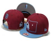 Wholesale Cheap Colorado Avalanche Snapback Ajustable Cap Hat GS 1