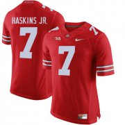 Wholesale Cheap Ohio State Buckeyes 7 Dwayne Haskins Red College Football Jersey