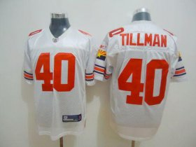 Wholesale Cheap Cardinals #40 Pat Tillman White Throwback Stitched NFL Jersey