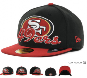 Wholesale Cheap San Francisco 49ers fitted hats21