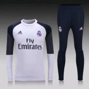 Wholesale Cheap Real Madrid White Soccer Suit