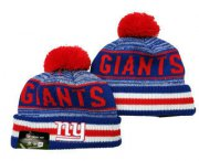Wholesale Cheap New York Giants Beanies Hat YD 2