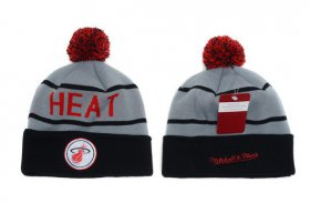 Wholesale Cheap Miami Heat Beanies YD011