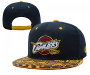 Wholesale Cheap NBA Cleveland Cavaliers Snapback Ajustable Cap Hat YD 03-13_08