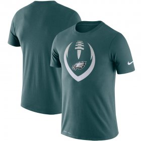 Wholesale Cheap Philadelphia Eagles Nike Fan Gear Modern Icon Performance T-Shirt Midnight Green