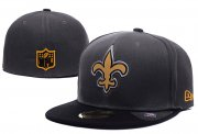 Wholesale Cheap New Orleans Saints fitted hats 04