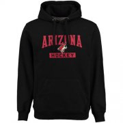 Wholesale Cheap Arizona Coyotes Rinkside City Pride Pullover Hoodie Black