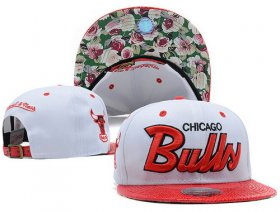 Wholesale Cheap Chicago Bulls Snapbacks YD055