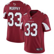 Wholesale Cheap Nike Cardinals #33 Byron Murphy Red Team Color Men's Stitched NFL Vapor Untouchable Limited Jersey
