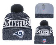 Wholesale Cheap Los Angeles Rams Beanies Hat YD 18-09-19-01