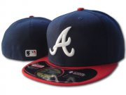 Wholesale Cheap Atlanta Braves fitted hats 05