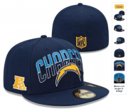 Wholesale Cheap Los Angeles Chargers fitted hats 06
