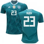 Wholesale Cheap Germany #23 Rudy Away Kid Soccer Country Jersey