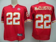 Wholesale Cheap Chiefs #22 Dexter McCluster Red Stitched NFL Jersey