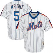 Wholesale Cheap Mets #5 David Wright White(Blue Strip) Alternate Cool Base Stitched Youth MLB Jersey