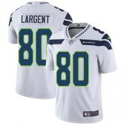 Wholesale Cheap Nike Seahawks #80 Steve Largent White Youth Stitched NFL Vapor Untouchable Limited Jersey