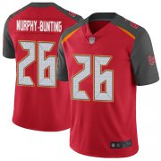 Wholesale Cheap Nike Buccaneers #26 Sean Murphy-Bunting Red Team Color Men's Stitched NFL Vapor Untouchable Limited Jersey