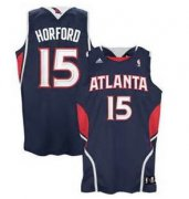 Wholesale Cheap Atlanta Hawks #15 Al Horford Blue Swingman Jersey