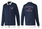 Wholesale Cheap NFL Houston Texans Heart Jacket Dark Blue_2