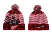 Wholesale Cheap Detroit Red Wings Beanies YD007