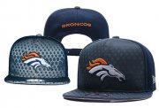 Wholesale Cheap NFL Denver Broncos Stitched Snapback Hats 125