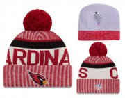 Wholesale Cheap NFL Arizona Cardinals Logo Stitched Knit Beanies 003