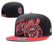 Wholesale Cheap Washington Nationals Snapback Ajustable Cap Hat