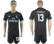 Wholesale Cheap Real Madrid #13 K.Casilla Away Soccer Club Jersey