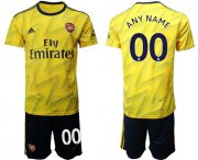 Wholesale Cheap Arsenal Personalized Away Soccer Club Jersey