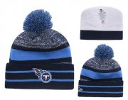 Wholesale Cheap NFL Tennessee Titans Logo Stitched Knit Beanies 010