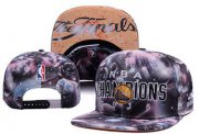 Wholesale Cheap NBA Golden State Warriors Champion Snapback Galaxy