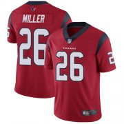 Wholesale Cheap Nike Texans #26 Lamar Miller Red Alternate Youth Stitched NFL Vapor Untouchable Limited Jersey