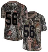 Wholesale Cheap Nike Seahawks #56 Jordyn Brooks Camo Men's Stitched NFL Limited Rush Realtree Jersey