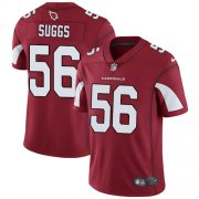 Wholesale Cheap Nike Cardinals #56 Terrell Suggs Red Team Color Men's Stitched NFL Vapor Untouchable Limited Jersey