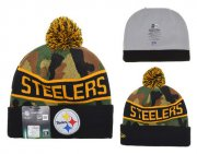Wholesale Cheap Pittsburgh Steelers Beanies YD012