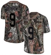 Wholesale Cheap Nike Bengals #9 Joe Burrow Camo Youth Stitched NFL Limited Rush Realtree Jersey