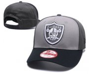 Wholesale Cheap NFL Oakland Raiders Stitched Snapback Hats 162