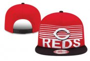 Wholesale Cheap MLB Cincinnati Reds Snapback_18213