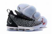 Wholesale Cheap Nike Lebron James 16 Air Cushion Shoes Oreo