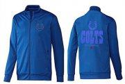 Wholesale NFL Indianapolis Colts Victory Jacket Blue_1